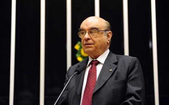 Deputado Bonifácio Andrada (PSDB-MG), em foto de 2013 (Foto: Gustavo Lima / Câmara dos Deputados)