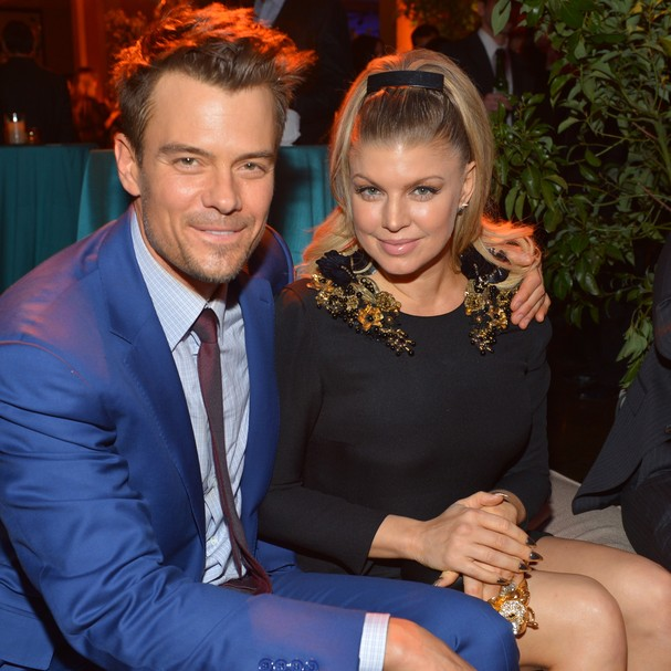 Josh Duhamel e Fergie (Foto: Getty Images)
