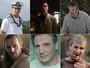 Liam Neeson em: 'Battleship - A Batalha dos Mares', 'Batman Begins', 'A Perseguição', 'Star Wars: Episódio I - A Ameaça Fantasma', 'Desconhecido' e 'Esquadrão Classe A' (Foto: divulgação)
