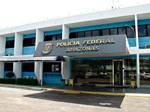 Balanço da operação foi divulgado na sede da Polícia Federal (Foto: Adneison Severiano/ G1 AM)