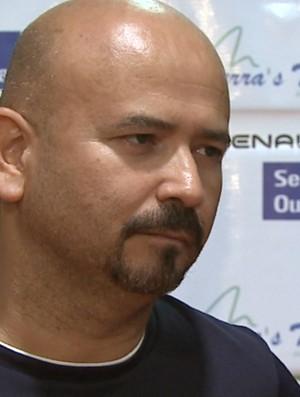 AABB  apresenta elenco para disputar Taça Brasil de futsal (Foto: TV Acre)