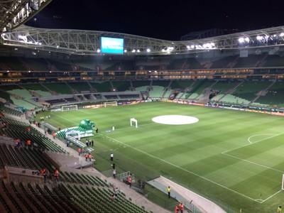 Arena do Palmeiras (Foto: Felipe Zito)
