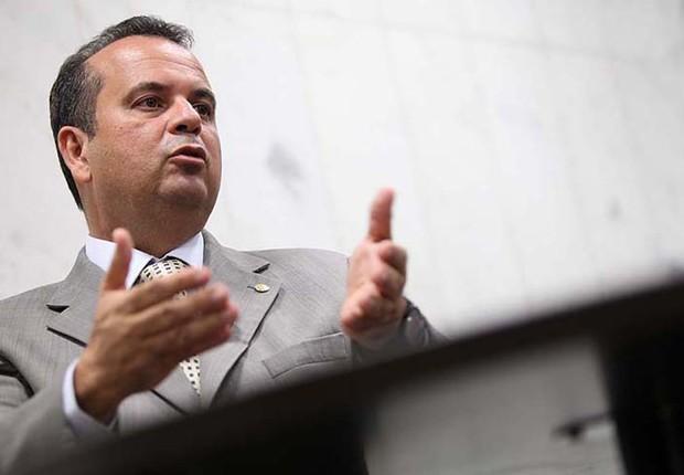 O deputado federal Rogerio Marinho (PSDB-RN), relator do projeto da reforma trabalhista (Foto: George Gianni/PSDB)