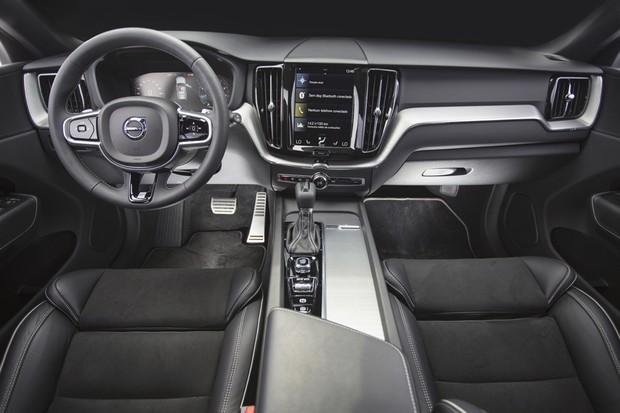 Volvo XC60 2018 (Foto: Fábio Aro)