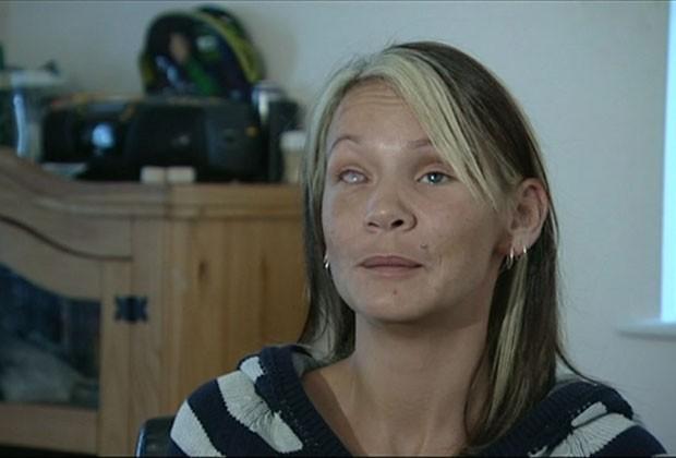 Tina faz campanha contra violência doméstica (Foto: BBC)