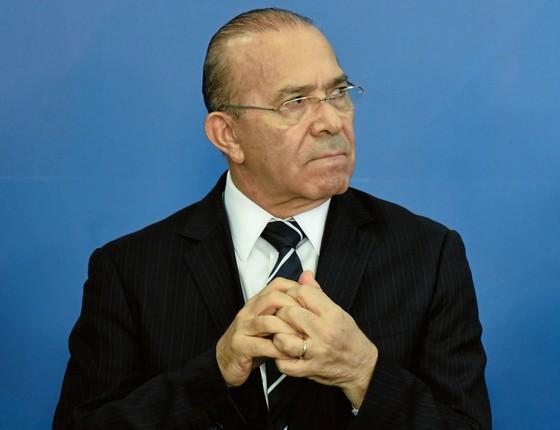 O Ministro da Casa Civil Eliseu Padilha (Foto:  Mateus Bonomi/AGIF/AFP)
