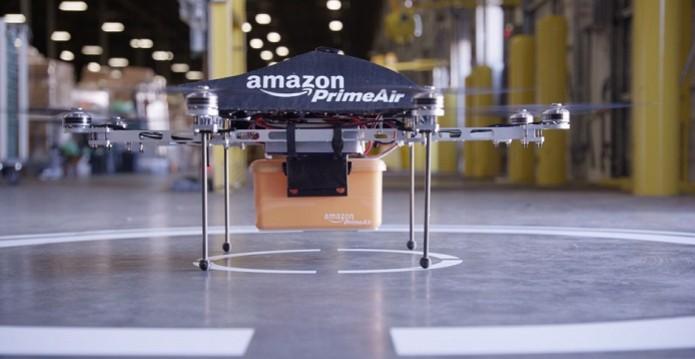 Drone voador Amazon (Foto: Divulgação/ Amazon)