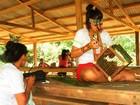 Mais de 100 indígenas fazem cursos profissionalizantes no interior do AC