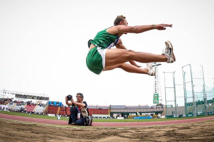 Kelves Aparecido dos Santos, atleta, atletismo, Osvaldo Cruz (Foto: Gaspar Nóbrega/Inovafoto/COB)