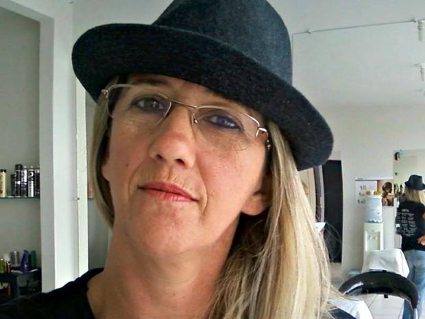 Luzia Steinbach foi assassinada pelo ex-marido uma mês após a separação (Foto: Reprodução/Facebook)