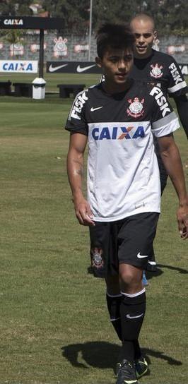 Dedé atacante Corinthians (Foto: Divulgação)