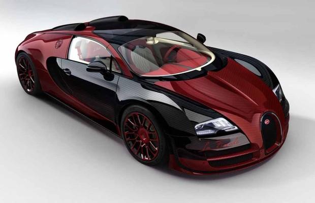 Bugatti divulga vídeo de montagem do último Veyron