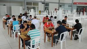 Primeiro Open de Xadrez da Ufac (Foto: Divulgação/Itaan Arruda)