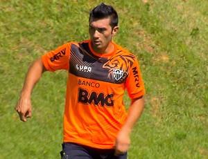 Dátolo, meia do Atlético-MG (Foto: Reprodução / TV Globo Minas)
