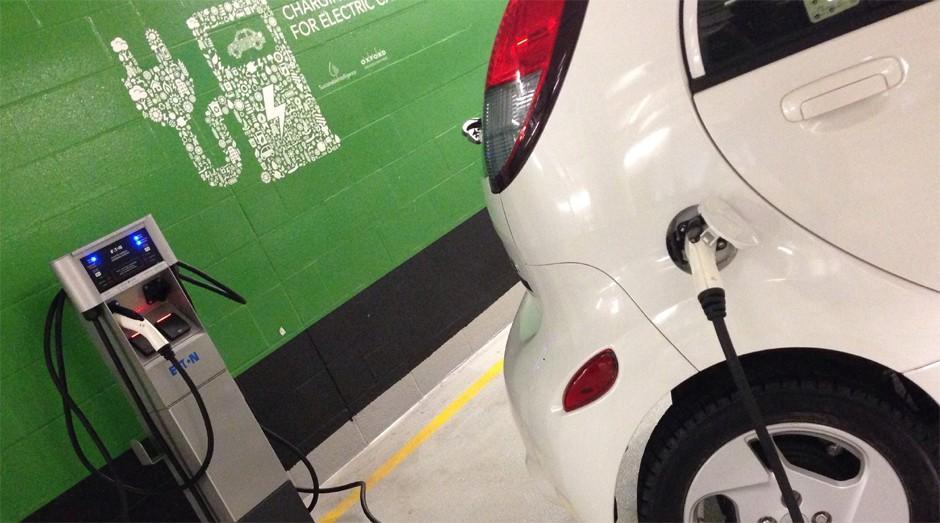Carro elétrico: Canadá quer popularizar este tipo de veículo (Foto: Reprodução )