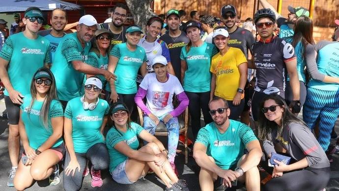 Treinão da Solidariedade é realizado em Caruaru (Foto: Carlos Terra / Arquivo Pessoal )
