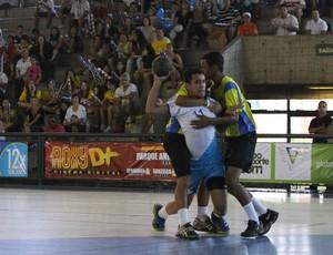 Integração x Franco Montoro (Foto: José Luiz Borges / TV Tribuna)