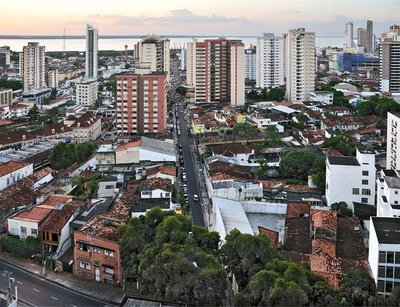 Belém do Pará (Foto: Reprodução/ EBC)