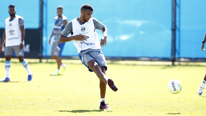 Lucas Rex Grêmio (Foto: Lucas Uebel/Grêmio)