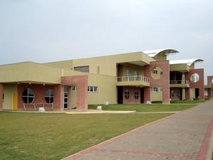 Vista do campus II da USP em São Carlos (Foto: Divulgação/USP)