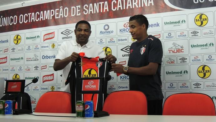 Arnaldo Joinville (Foto: João Lucas Cardoso)