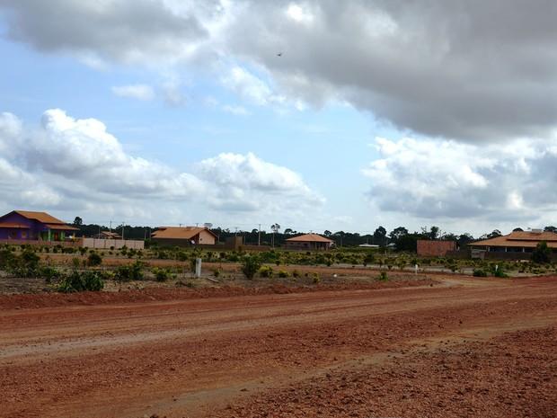 ad9fcc25f9b Imóveis no Planalto foram os que mais tiveram aumento nos preços (Foto   Joab Ferreira