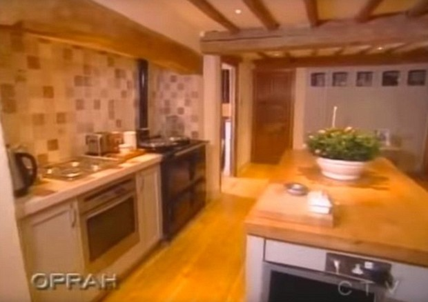 Cozinha (Foto: Reprodução)