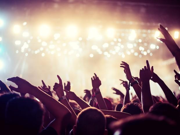 Show de rock (Foto: Thinkstock)