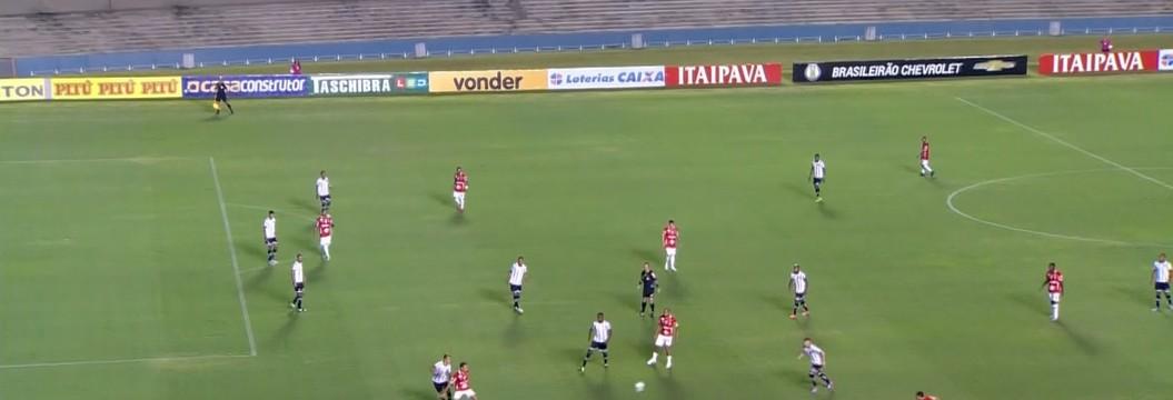 Vila Nova x Bragantino - Campeonato Brasileiro Série B 2016 ... bf00ad1cd21e5
