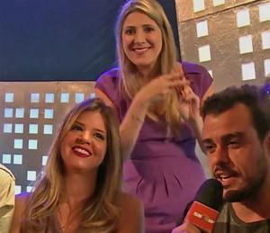 Dani Calabresa repercute indicação do 'Zorra' ao Emmy Internacional (Foto: TV Globo)