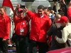 Parlamento vai declarar que Maduro abandonou cargo (GloboNews)