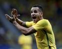 """Renato Augusto entende vaias e defende Neymar: """"É um ser humano"""""""