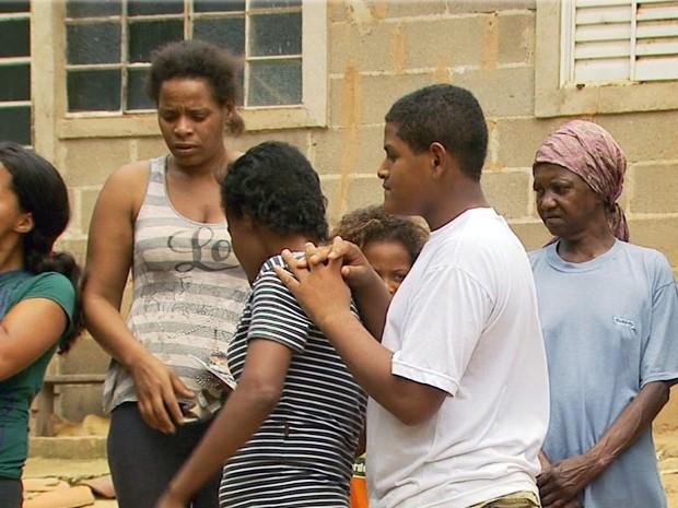 Comunidade de descendentes de escravos tenta reconhecimento como quilombola (Foto: Reprodução EPTV)
