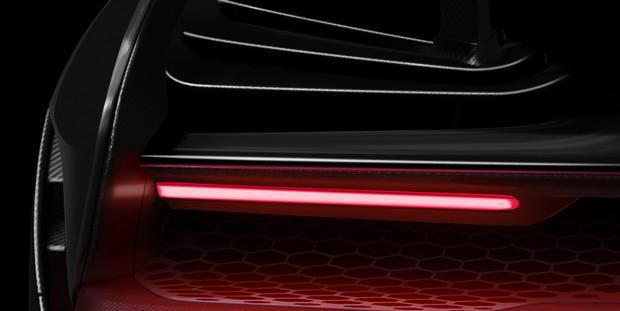 Sucessor do McLaren P1 será revelado no dia 10 de dezembro (Foto: Divulgação)