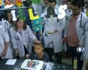Em hospital, torcedor do Ceará recebe visita surpresa no dia do aniversário