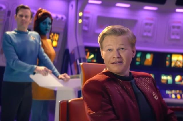 Imagem da quarta temporada de 'Black mirror' (Foto: Reprodução / Youtube)