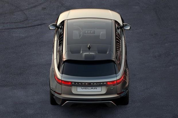 Land Rover Range Rover Velar (Foto: Land Rover)