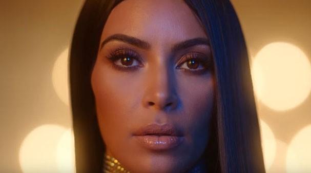Kim Kardashian (Foto: Reprodução)