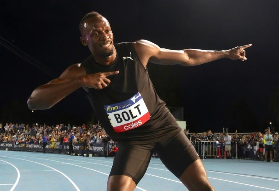 Adeus, Jamaica: Bolt vence os 100m e faz o último raio em seu país