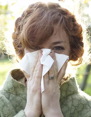 EuAtleta - gripe mulher gripada colina cris (Foto: Getty Images)