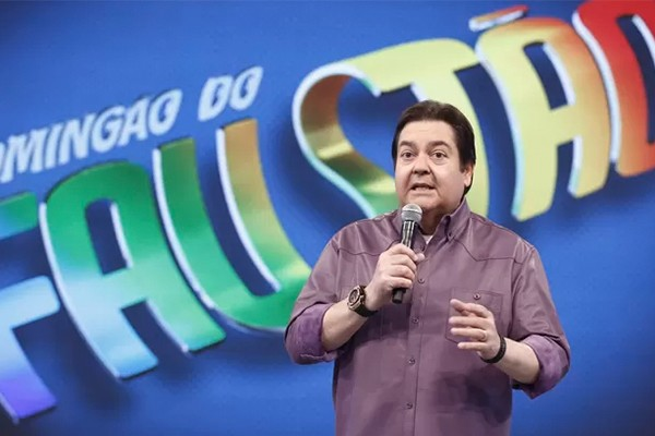 Domingão do Faustão busca talentos para o novo quadro 'Os Iluminados do Domingão' (Foto: Inácio Moraes | Gshow)