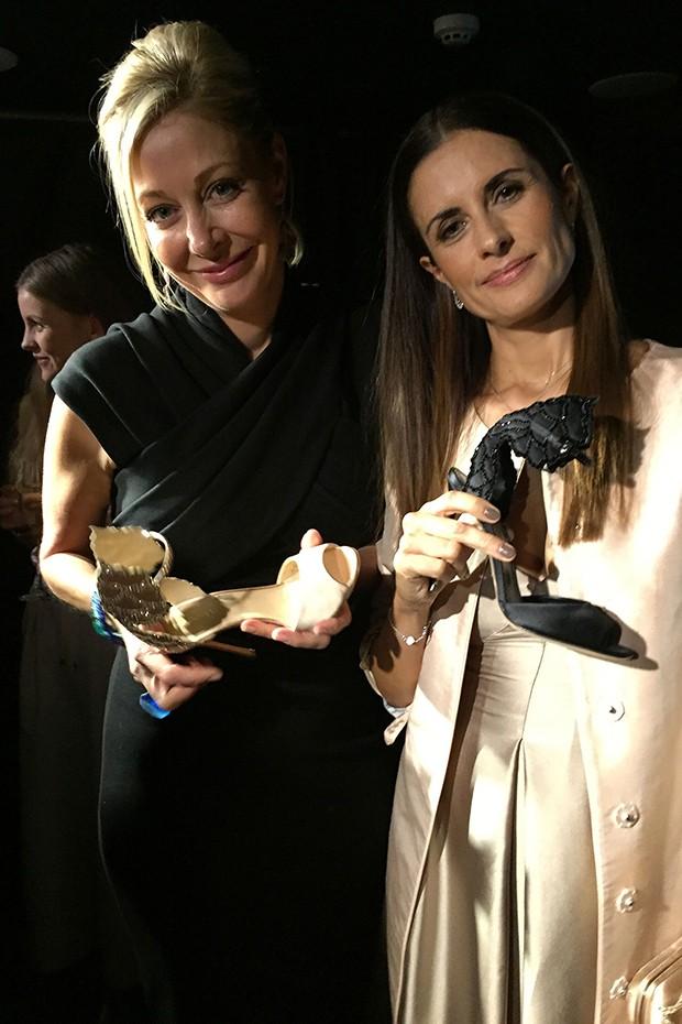 Livia Firth Makes Glam Go Green Vogue En