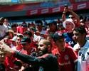 Colorados prometem ficar em 2017 em caso de rebaixamento à Série B