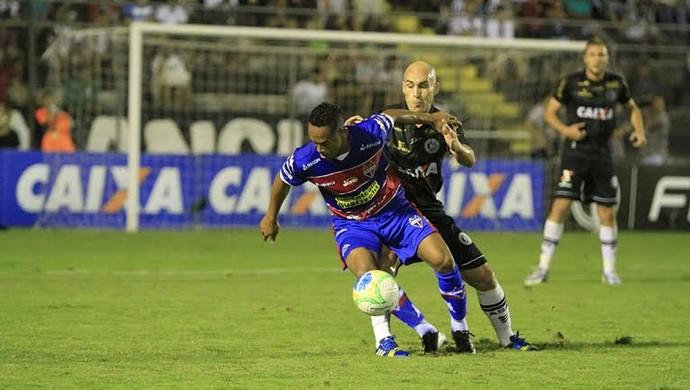ASA x Fortaleza, em Arapiraca (Foto: Ailton Cruz/ Gazeta de Alagoas)