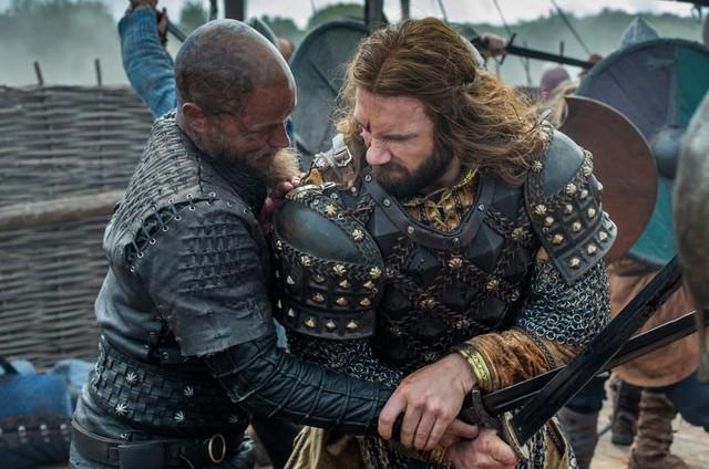 Cena de 'Vikings' (Foto: Reprodução)