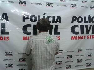suspeito estupro veríssimo ok (Foto: Polícia Civil/Divulgação)
