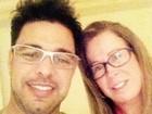 Graciele Lacerda comenta foto de Zilu e Zezé juntos: 'Curti e muito'