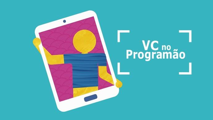 Quadro VC no Programão (Foto: Reprodução/TV Clube)