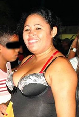 Francisca Laureniza foi morta a facadas em João Dias, RN (Foto: Humberto Nobre)