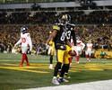 Steelers param os Giants e engatam terceira vitória seguida na NFL